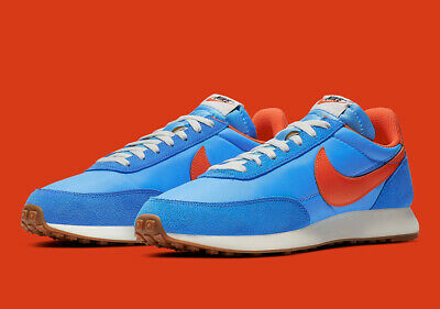NIKE AIR TAILWIND 79 Pacific Blue Team Orange Retro