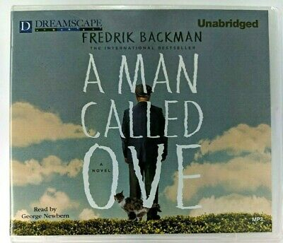 Man Called Ove, A Unabridged Audio MP3 CD Book by Fredrik Backman