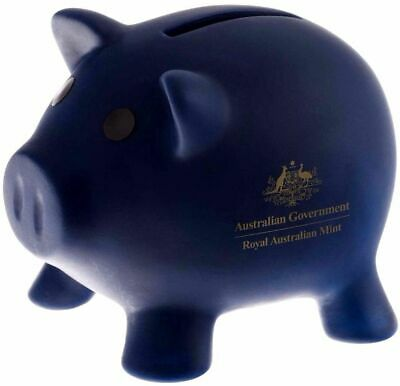 Royal Australian Mint - RAM Small Piggy Bank Coin Box