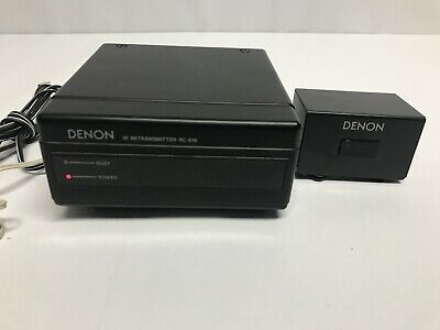 Denon RC-616 and Denon RV-617 RC617 - IR Retransmitter Infrared