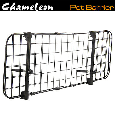 Chameleon Universal Car Pet Dog Barrier Guard Adjustable Safety Travel Dog