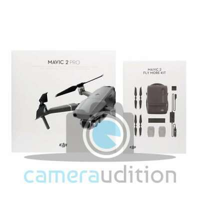 Genuino DJI Mavic 2 Pro Drone Fly More Combo Kit