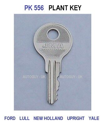 Pk556  Plant Key  Ford  Lull  New Holland  Upright On/Off & Yale  Forklift