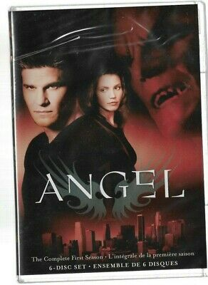 Sealed New - DVD - TV Series - ANGEL - Season 1 - Also In French