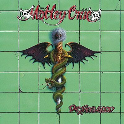 Motley Crue-Dr. Feelgood (Green Vinyl) (Uk Import) Vinyl Lp New