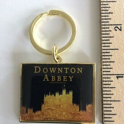 DOWNTON ABBEY KEYCHAIN KEYRING  Promotion New from First Showing