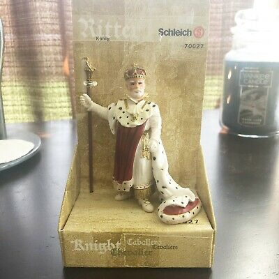SCHLEICH KNIGHT KING #70027 QUEEN #70048 PRINCE #70050 /& PRINCESS #70045 *NEW*