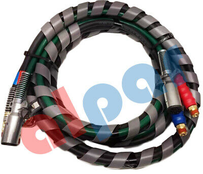 ABS 15ft 3-In-1 Air Hose and ABS Electrical Cable Set Ref: 169157 451098