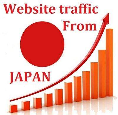Boost 10,000 Website Traffic from Japan Boost Your Traffic from Japan