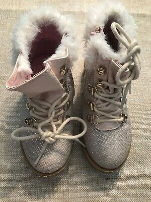 Juicy Couture: Kids Boots Size 9 Youth Girls