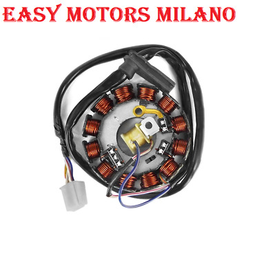 Statore Accensione  Yamaha Dt50 / Xlimit / Xpower / Sherco / Fantic Motore Am6