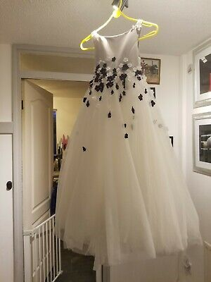 Childs Size 7 Special Occasion/flower Girl Dress
