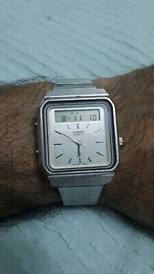 CASIO AT-550G, CALCULADORA, TOUCH-Screen VINTAGE
