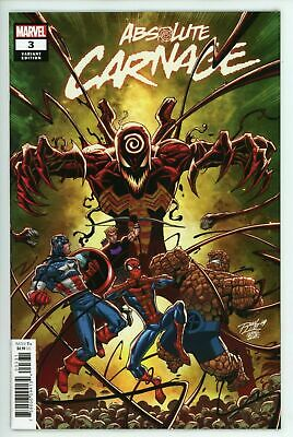ABSOLUTE CARNAGE 3 (of 4) RON LIM VARIANT NM Marvel Comic Book