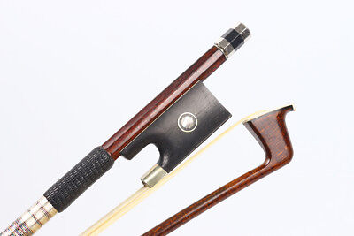 Yinfente Violin Bow 4/4 Hybrid Pernambuco & Carbon Fiber Core AAA HorseTail