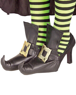 Witch Shoe Covers One Size