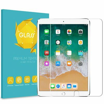 """For Apple iPad 10.2"""" 7th Gen 2019 9H HD Clear Tempered Glass Screen Protector"""