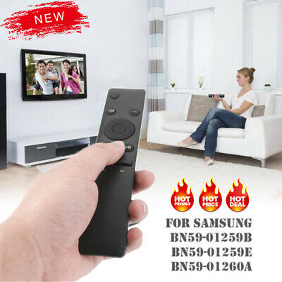 Hot Smart Remote Control 4K TV HD For SAMSUNG 6 7 8 9Series BN59-01259B/01260A