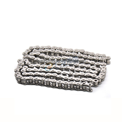 Roller Chain Industrial Transmission Conveyor Single Row Pin Chain 304Ss