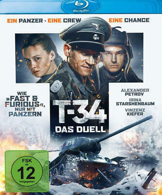 Sony Pictures Home Entertainment (SPHE) T-34: Das Duell (BLU-RAY)