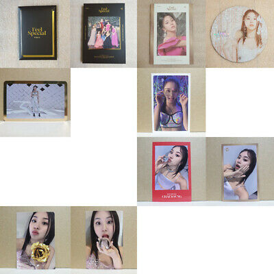 TWICE Feel Special 8th Mini Album C Ver. Chaeyoung Set-2