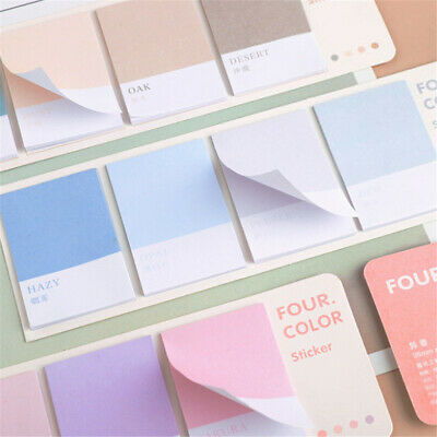 80sheets Memo Pad N Times Sticky Notes Notepad Bookmark Gifts Kawaii Stationery