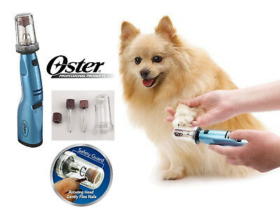 Oster Animal Chien Chat sans Fil Toilettage Gentle Pattes Ongle Pince Tondeuse