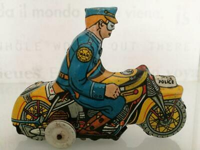 Moto Marx Toys. Wind-up. Made in USA. 1930s