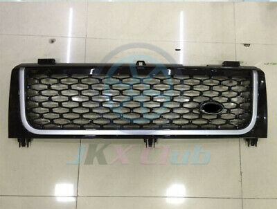 Chrome Front Grille Grill Refit For Land Rover Range Rover Vogue L405 2002-2005