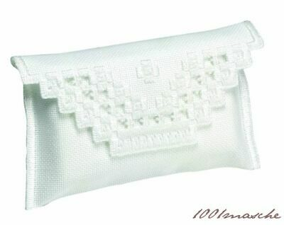 Permin Hardanger Purse Straight Graduation 19-3115 Embroider
