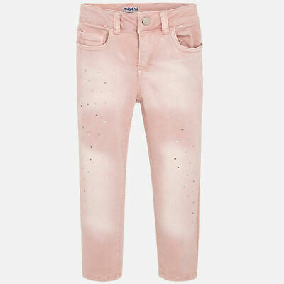 New Mayoral Girls trousers with diamonte detail, Age 2 years (4503)