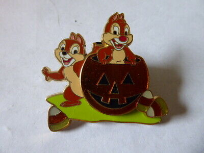 Disney Trading Pins  48634 Chip and Dale - Halloween Candy Corn
