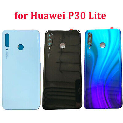 Replacement Rear Glass Battery Back Cover Phone Case for Huawei P30 Lite Repair