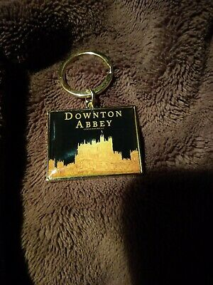 Downton Abbey Keychain