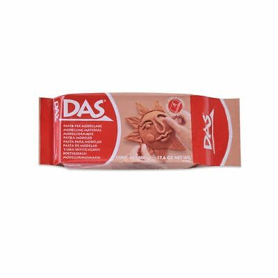 DAS AIR DRYING MODELLING CRAFT CLAY  TERRACOTTA  500gr