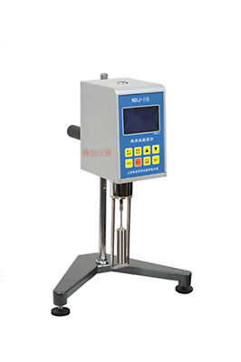 Meter NDJ-5S Digital LCD Display Rotary Viscometer Tester