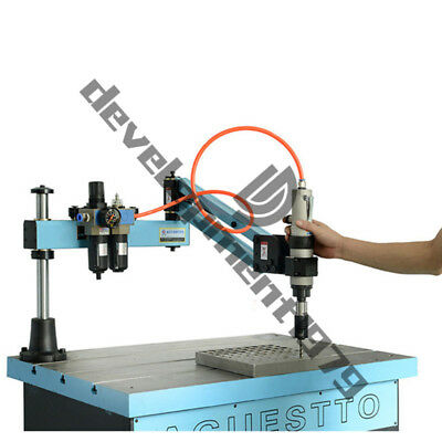 Universal Flexible Arm Pneumatic Tapping Machine M3-M12 Multi-direction Tapping