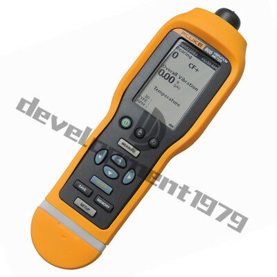 Fluke 805 Vibration Meter mechanical troubleshooting and F805 maintenance