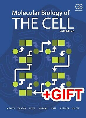 Molecular Biology of The Cell (6th edition) [P-DF]