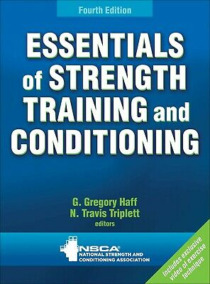 Essentials of Personal Training (4th edition) by NSCA National Strength...[P-DF]