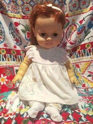 Ideal 24 inches Vintage baby Chrissy grow hair doll