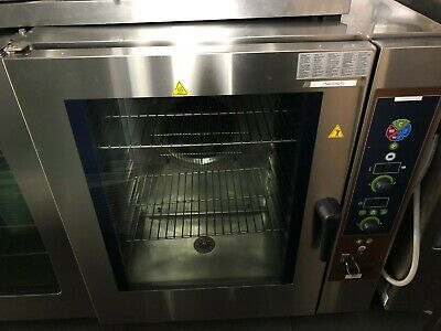 LAINOX HeartGreen Combi Oven Commercial 10 Grid 3 Phase