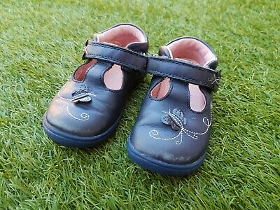 Girls Toddler Leather Shoes from Start-Rite. Size UK 6G, EU 23G. Used Condition.