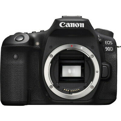 Canon EOS 90D DSLR Camera Body Only Multi (Body Box) From US