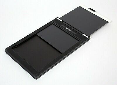 Fidelity Elite 5X7 Film Holder (latest version, NOS/MINT/EX