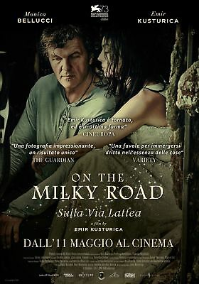 ON THE MILKY ROAD (2016) Emir Kusturica movie/Starring:Monica Bellucci ENG SUBS
