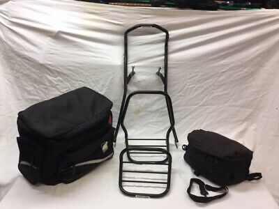 Complete Ventura Luggage System  For Triumph Tiger 1050