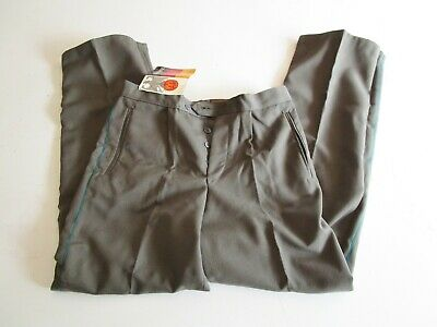 VINTAGE EAST GERMAN army Military soldier officer Uniform trousers pants NVA M48
