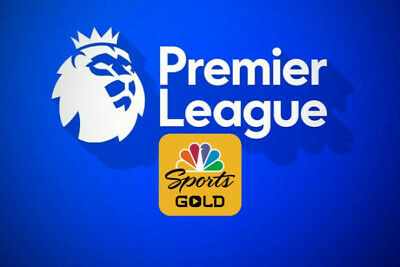 NBC Sports Gold Premier League 1 Year Warranty - INSTANT DELIVERY