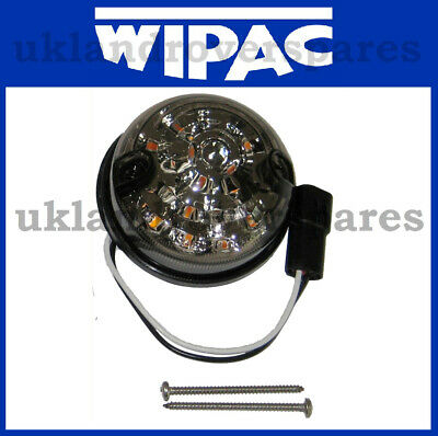 XBD500060 Wipac Land Rover Defender Pair of Indicator Lamps 1995 on XFD500050
